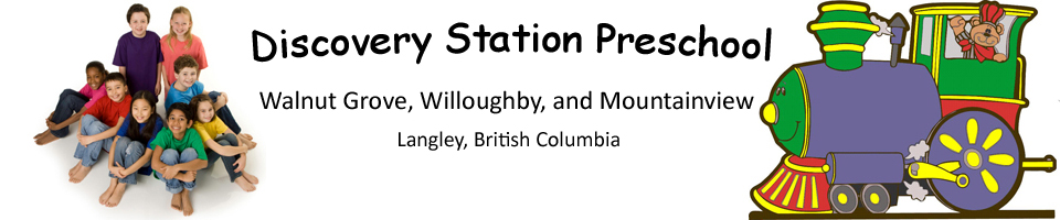 Discovery Station - Preschool in Langley-Surrey, BC